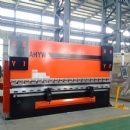 Yawei CNC Hydraulic Press Brake Machine-160T4100
